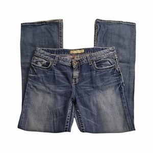 BKE Denim Kate stretch jeans